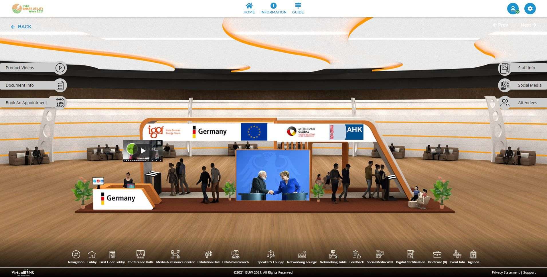 Indo-German Energy Forum |
